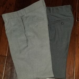 Bundle of 2 Boys Dress Pants